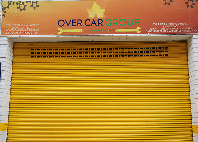 Over Car